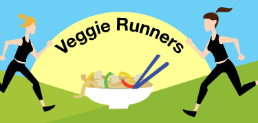 Veggie Runners logo
