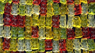 Haribo is famous for its delicious gummi bears