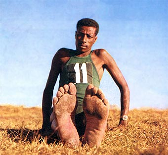 Adebe Bikila