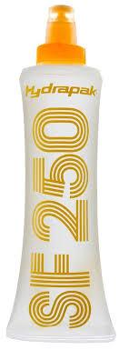 HydraPak Softflask 250ml Blue Flexible Running Gel Bottle