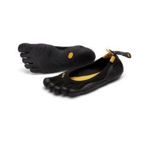 Vibram FiveFingers Womens CLASSIC Minimalist Shoes (Black)