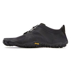 Vibram FiveFingers Womens V-ALPHA Running Shoes (Black) - Side