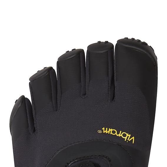 Vibram FiveFingers Womens V-ALPHA Running Shoes (Black) - Toe