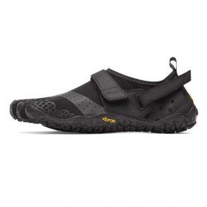 Vibram FiveFingers Womens V-AQUA Running Shoes (Black) - Side