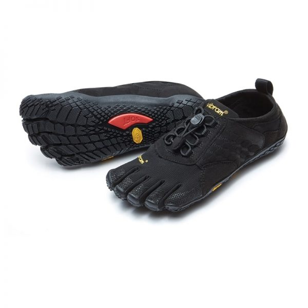 Vibram FiveFingers Womens Trek Ascent Minimalist Running Shoes (Black)