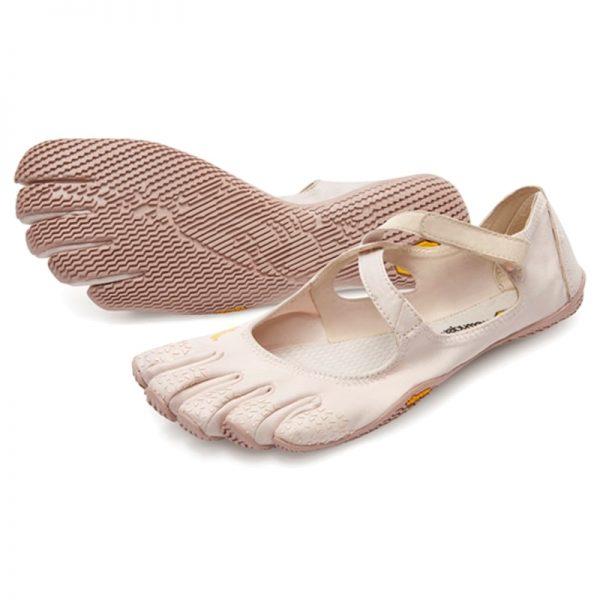 Vibram Fivefingers Womens V-SOUL Minimalist Shoes (Nude)