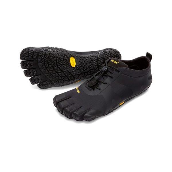 Vibram FiveFingers Womens V-ALPHA Running Shoes (Black)