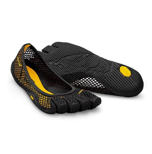 Vibram FiveFingers Womens VI-B Minimalist Shoes (Black)