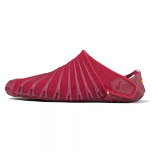 Vibram Womens Furoshiki Wrapping Sole Shoes (Beet Red) - side