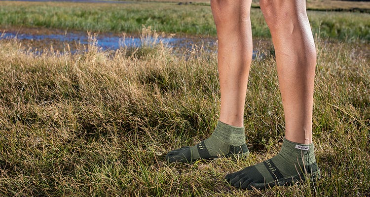 Injinji Trail Toe Socks