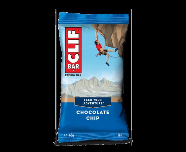 Clif Bar - Original Energy Bar - Chocolate Chip 68g