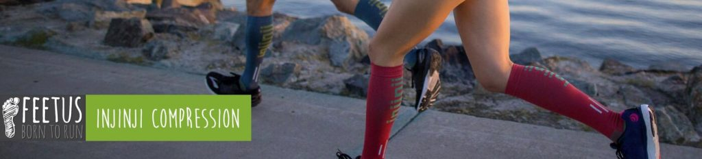 Injinji Ultra Compression Toe Socks