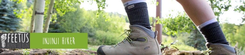 Injinji Hiker Toe Socks