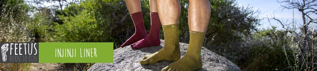 Injinji Line Toe Socks