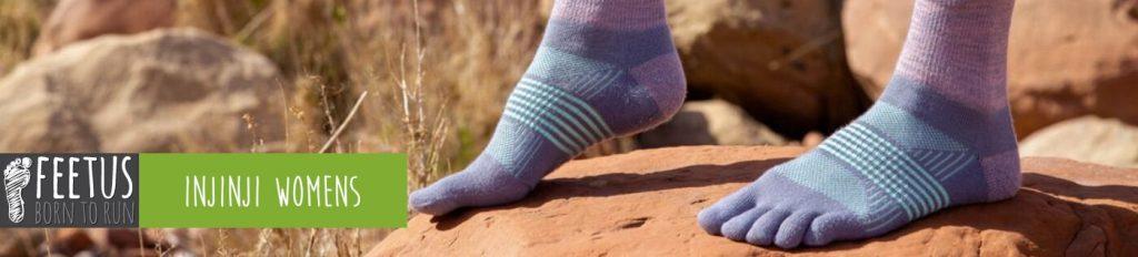Injinji Womens Toe Socks