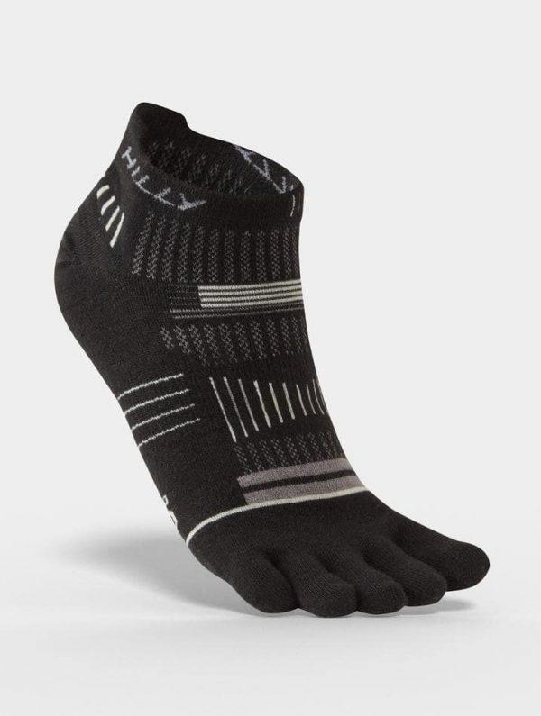 Hilly Toe Socks Socklets Black