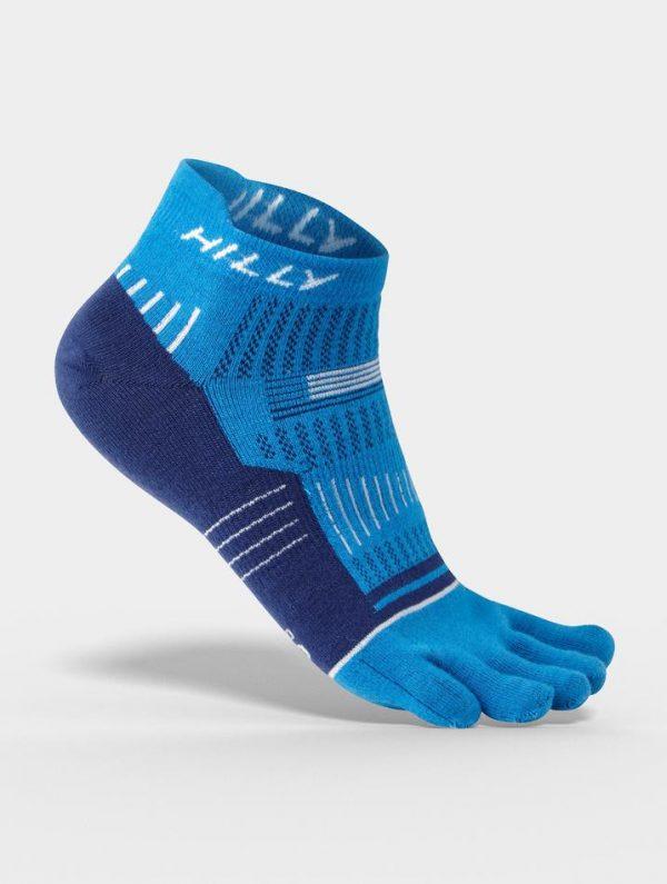 Hilly Toe Socks Socklets Side Shot