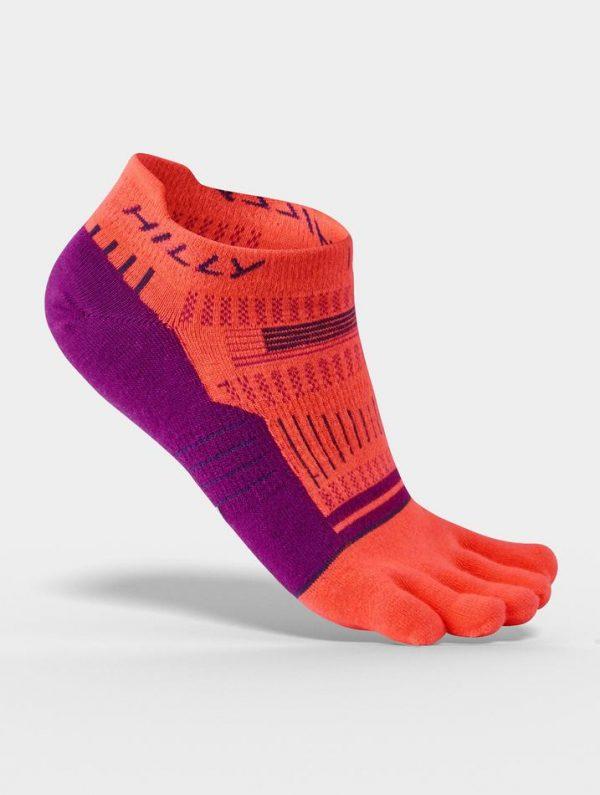 Hilly Womens Toe Socks Side