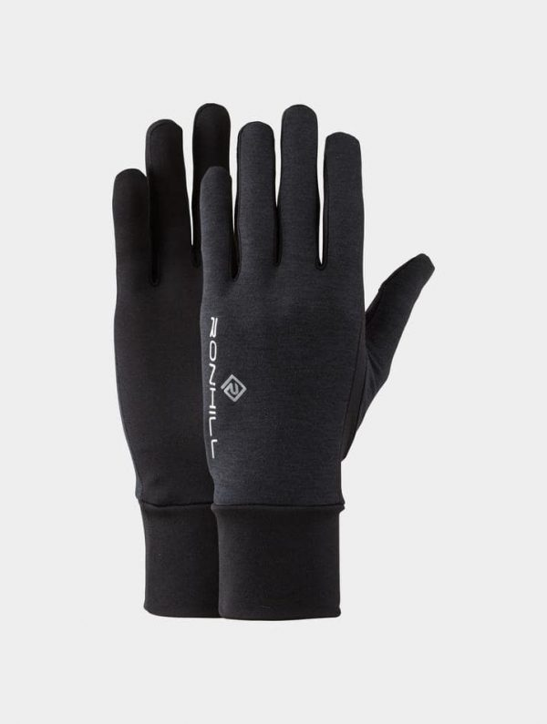 Ronhill Contour Beanie & Glove Set - Gloves