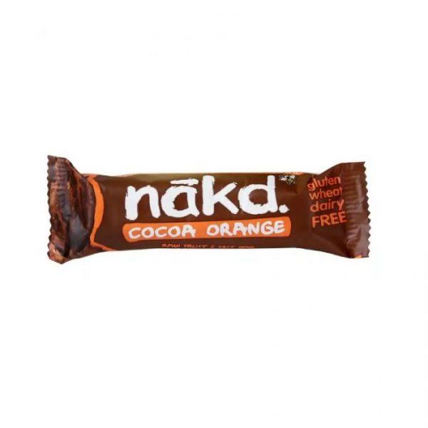 Nakd Energy Bar - Cacao & Orange - 35g
