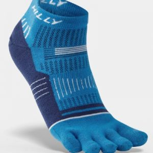 Hilly Toe Socks