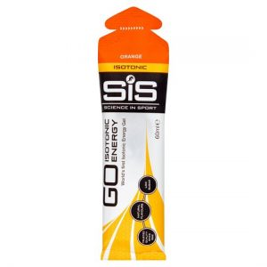 SIS Go Gel - Isotonic Energy Gel - Orange Flavour