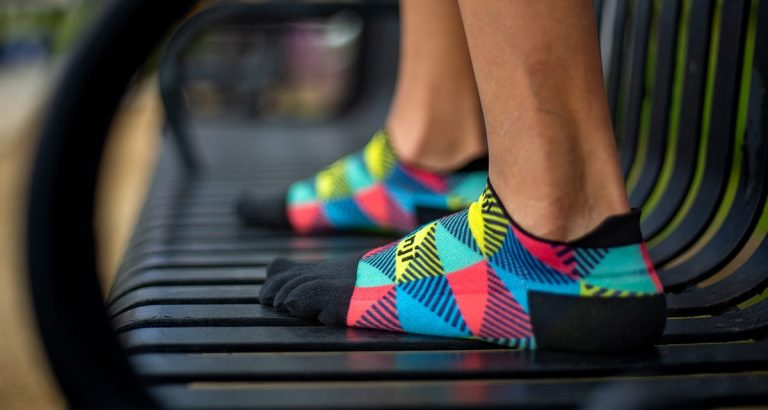 Injinji Run Toe Socks