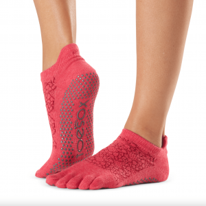 ToeSox Grip Low Rise Hermosa.