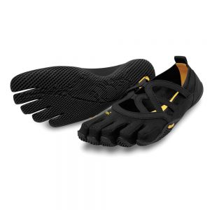 Vibram FiveFingers Womens Alitza Loop Minimalist Shoes (Black)