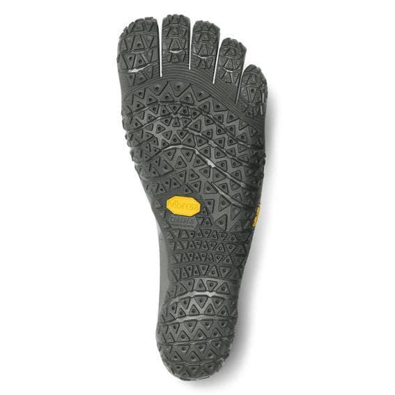 Vibram FiveFingers Womens V-ALPHA Running Shoes (Grey/Violet) - Sole