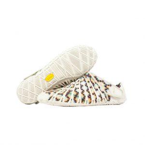 Vibram Womens Furoshiki Wrapping Sole Shoes (Digital Persian)