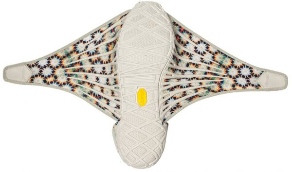 Vibram Womens Furoshiki Wrapping Sole Shoes (Digital Persian) - Sole