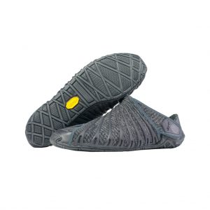 Vibram Womens Furoshiki Wrapping Sole Shoes (Dark Jeans)