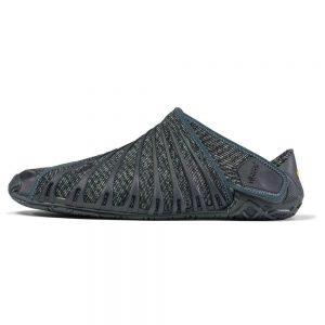 Vibram Womens Furoshiki Wrapping Sole Shoes (Dark Jeans) - Side