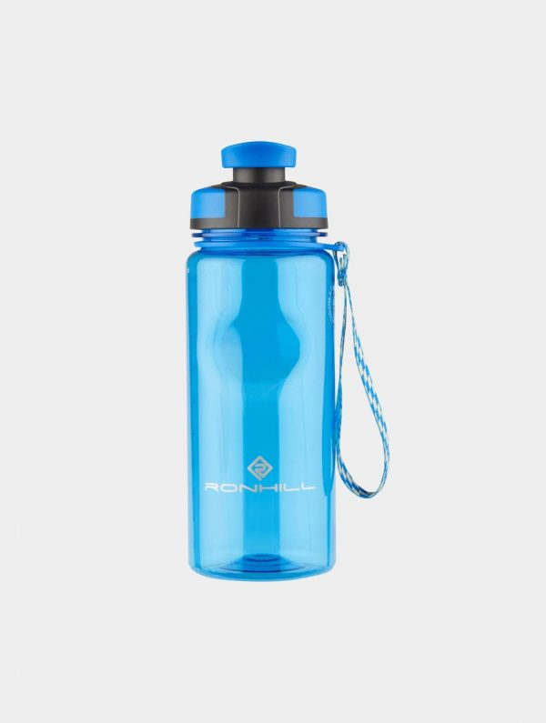 Ronhill H20 Bottle (Azurite) - Sports Cap & Filter - 600ml