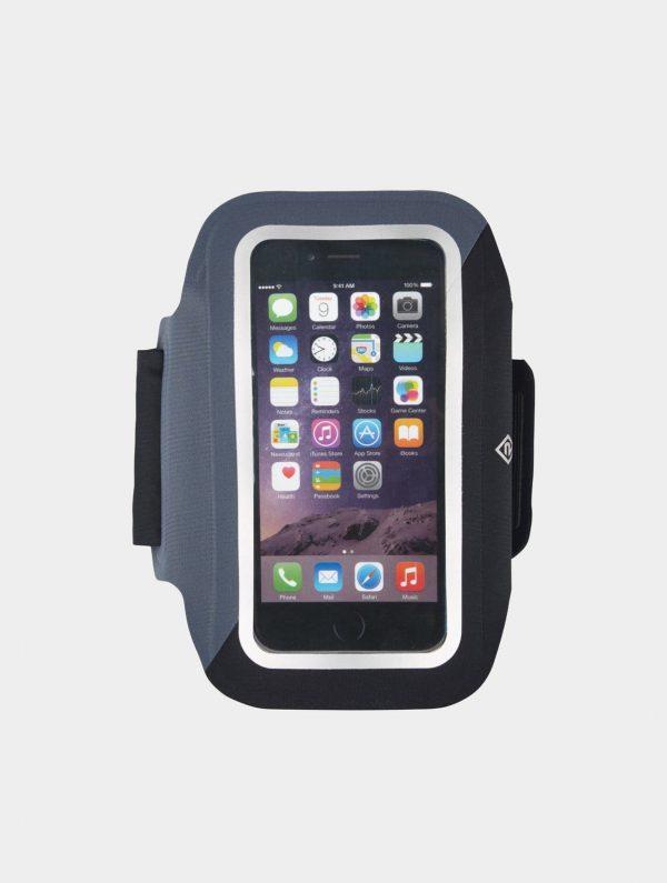 Ronhill Phone Armband - Black - Running Arm Phone Pocket