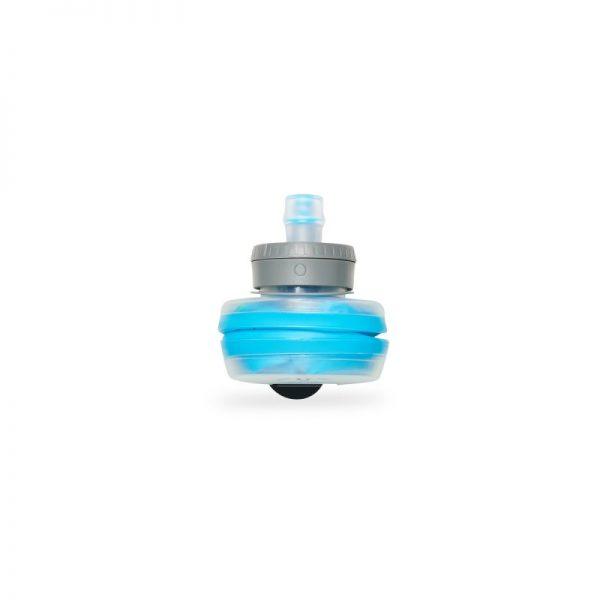 HydraPak SkyFlask 500 ML Minimalist Running Water Bottle - Malibu Blue - Compact