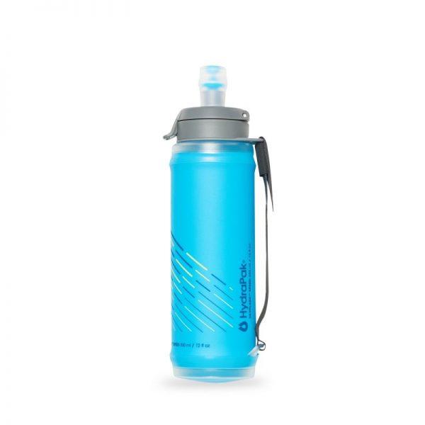Hydrapak Skyflask Speed 350 ML Minimalist Running Water Bottle - Side