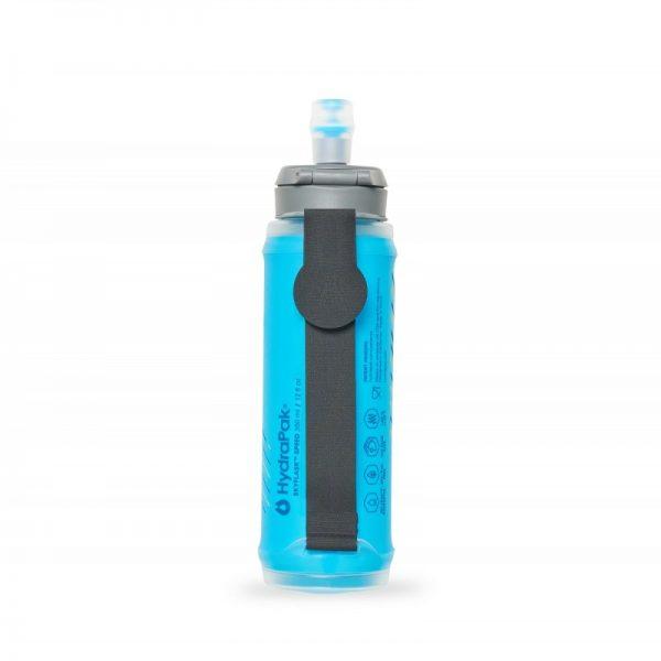 Hydrapak Skyflask Speed 350 ML Minimalist Running Water Bottle - Strap