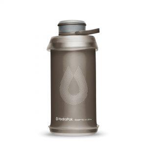 HydraPak Stash 750ml Flexible Bottle - Mammoth Grey