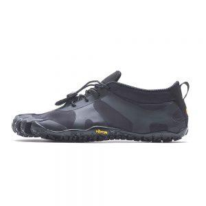 Vibram FiveFingers Mens V-ALPHA Minimalist Shoe - Black - Side