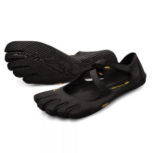 Vibram Fivefingers Womens V-SOUL Minimalist Indoor Training Shoes - Black