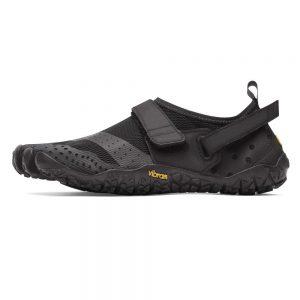 Vibram FiveFingers Mens V-AQUA Minimalist Water Shoe - Black - Side
