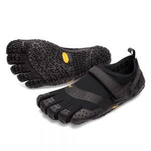 Vibram FiveFingers Mens V-AQUA Minimalist Water Shoe - Black