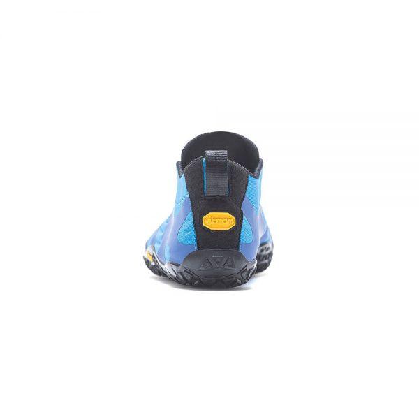 Vibram FiveFingers Mens V-ALPHA Minimalist Shoe - Blue/Black - Back
