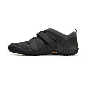 Vibram FiveFingers Mens V-TRAIN 2.0 Minimalist Training Shoe - Black - Side