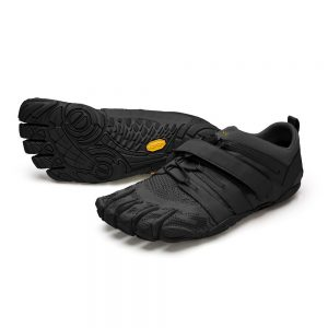 Vibram FiveFingers Mens V-TRAIN 2.0 Minimalist Training Shoe - Black