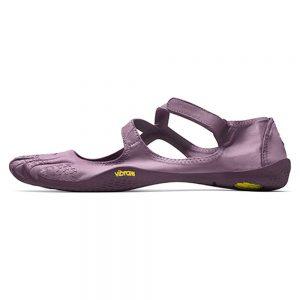 Vibram Fivefingers Womens V-SOUL Minimalist Indoor Training Shoes - Lavender - Side