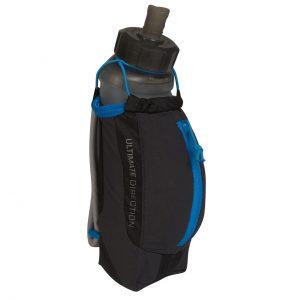 Ultimate Direction Clutch Handheld Running Bottle & Storage - 500ml - Night Sky