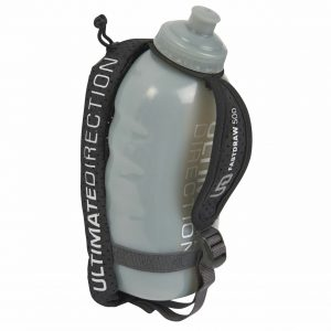 Ultimate Direction FastDraw 500 Water Bottle & Handheld Storage & Phone Case - Onyx